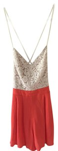Pins and Needles Lace Backless Dress