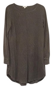 James Perse short dress Olive Green on Tradesy