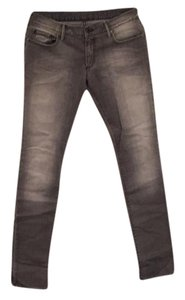 Chip and Pepper Straight Leg Jeans-Distressed