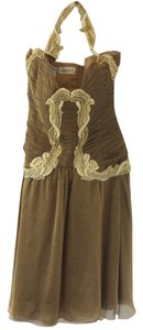 Karl Lagerfeld Vintage French Henri Bendel Vintage Prom French Couture Dress