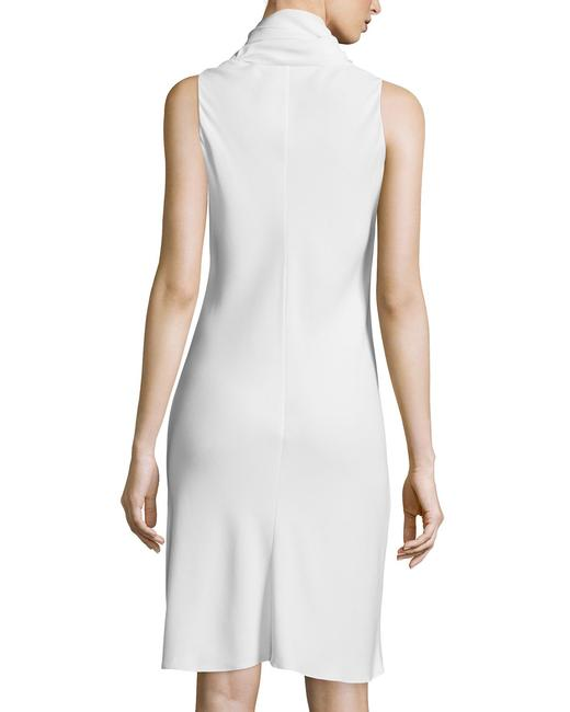 The Row short dress White Tory Burch Isabel Marant Victoria Beckham Prada Chanel on Tradesy Image 1