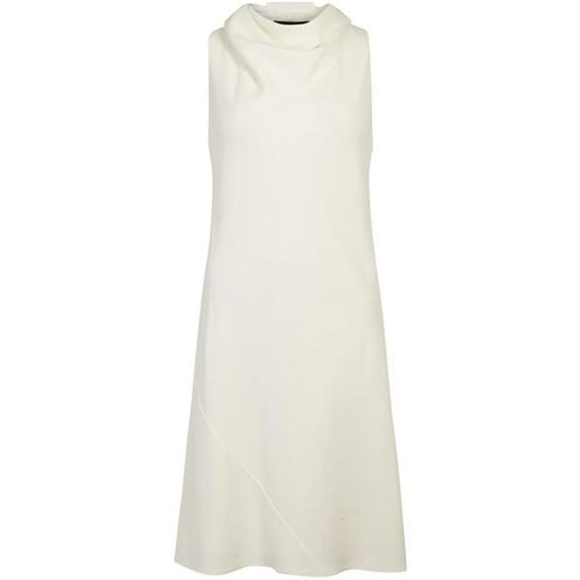 The Row short dress White Tory Burch Isabel Marant Victoria Beckham Prada Chanel on Tradesy Image 3