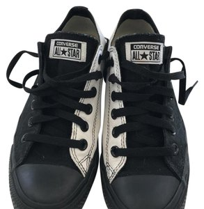 Converse sneakers Black and White Flats