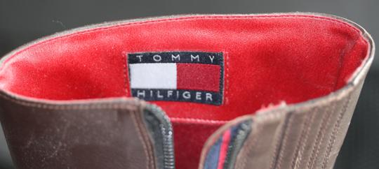 Tommy Hilfiger brown Boots Image 2