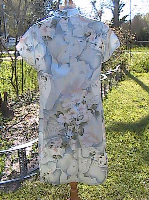 Lian Lin short dress Floral Chinese on Tradesy