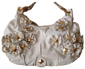 Isabella Fiore Angie Leather Hobo Bag