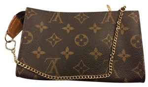 Louis Vuitton Lv Lv Louis Mini Chain monogram Clutch