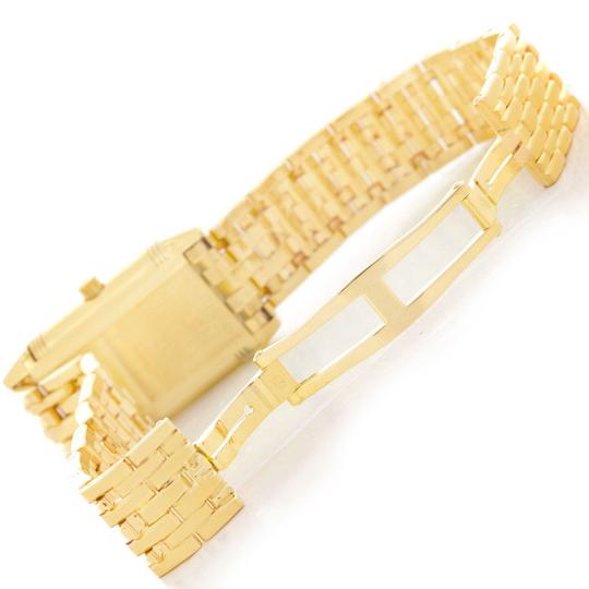 Jaeger-LeCoultre Jaeger LeCoultre Reverso Lady 18K Yellow Gold Watch Q2611110 Image 1
