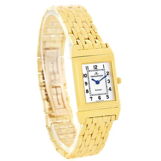 Jaeger-LeCoultre Jaeger LeCoultre Reverso Lady 18K Yellow Gold Watch Q2611110 Image 4