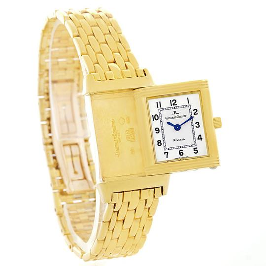 Jaeger-LeCoultre Jaeger LeCoultre Reverso Lady 18K Yellow Gold Watch Q2611110 Image 5