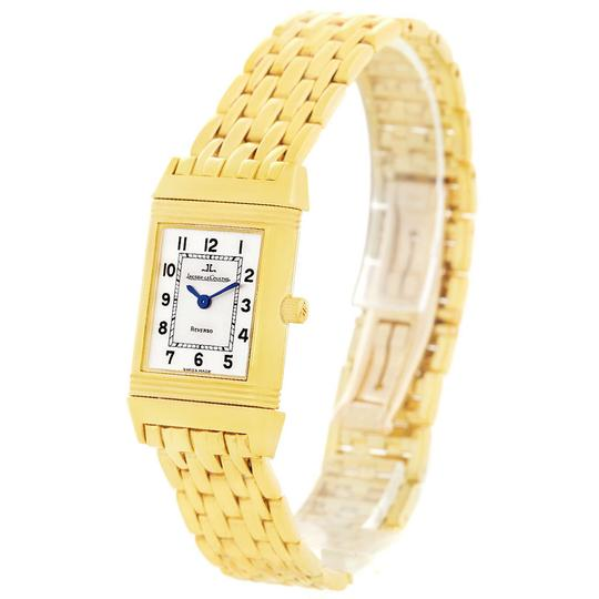 Jaeger-LeCoultre Jaeger LeCoultre Reverso Lady 18K Yellow Gold Watch Q2611110 Image 7