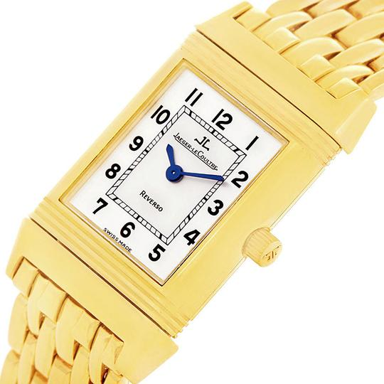 Jaeger-LeCoultre Jaeger LeCoultre Reverso Lady 18K Yellow Gold Watch Q2611110 Image 8