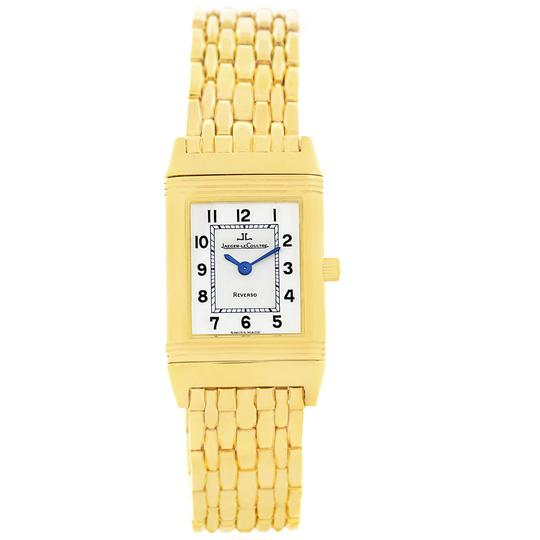Jaeger-LeCoultre Jaeger LeCoultre Reverso Lady 18K Yellow Gold Watch Q2611110 Image 9