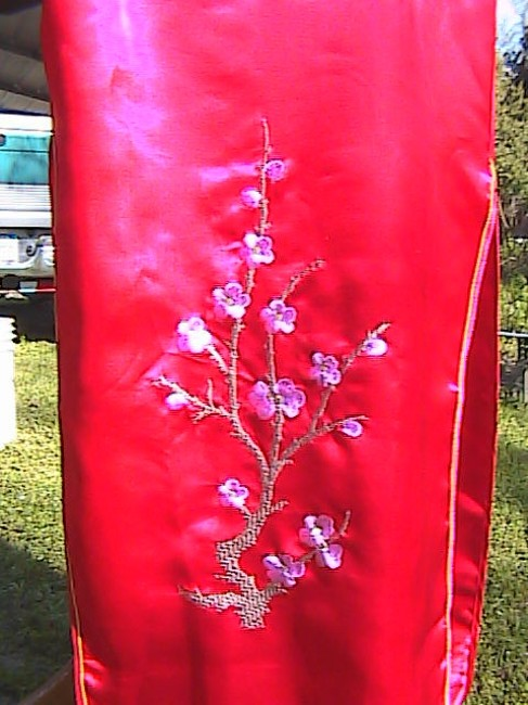 Periwing Chinese Dress