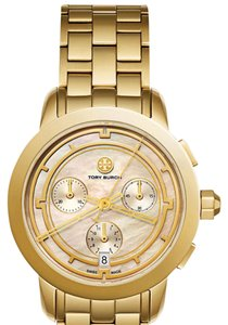 Tory Burch Tory Burch Gold Tone 37mm