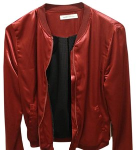 Touche LA x Morgan Stewart Red Jacket