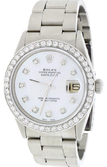 Preload https://img-static.tradesy.com/item/21005312/rolex-datejust-36mm-steel-oyster-wmop-diamond-dial-and-bezel-watch-0-1-540-540.jpg