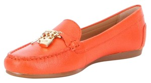 Michael Kors Orange Flats