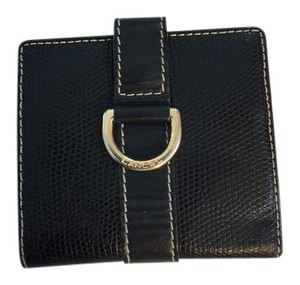 Lancel Lancel black wallet