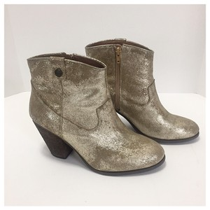 Vince Camuto Gold Boots