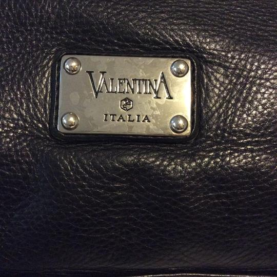 Valentina Italian Leather Shoulder Bag Image 2