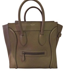 Cline Satchel in beige