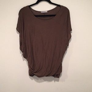Olivia Moon T Shirt Olive green