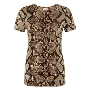Altuzarra T Shirt cream brown
