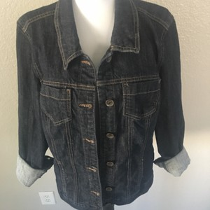 Nine West denim Womens Jean Jacket
