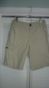 Liz Claiborne Shorts Tan