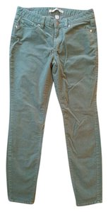 LC Lauren Conrad Corduroy Skinny Pants Light Blue