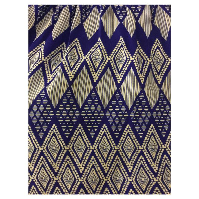T-Bags Los Angeles short dress Cobalt Blue and White on Tradesy Image 8