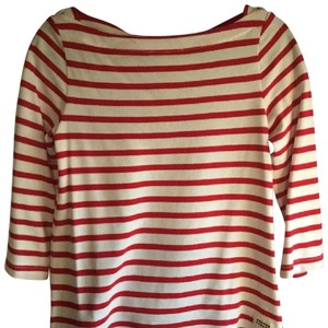 Kate Spade T Shirt red and white