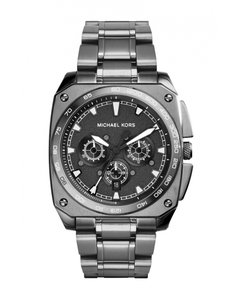 Michael Kors MICHAEL KORS MK Chronograph Black Stainless Steel Men's Watch MK8391