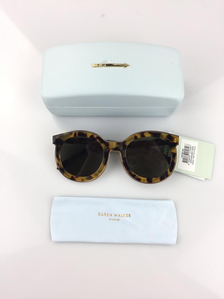 456c4540b54 Karen Walker Karen Walker Alternate Fit Super Spaceship Sunglasses Image  10. 1234567891011