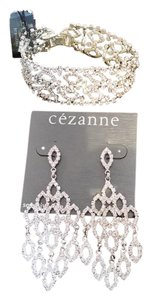 Cezanne Braclet and earring combo
