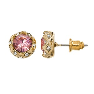 Juicy Couture Juicy Couture Pink stone stud Earrings
