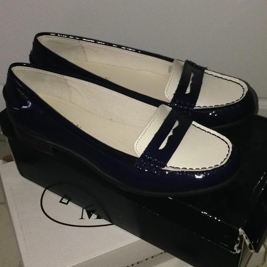 Ralph Lauren blue and white Flats Image 6