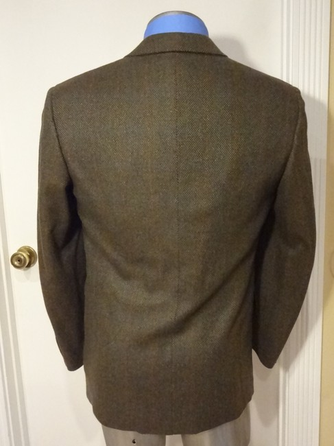 Brioni Naiman Marcus Man High End Brands Cashmere white Jacket Image 2