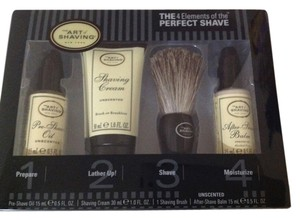 Art of shaving New the art of shaving 4 elements of the perfect shave set unscented