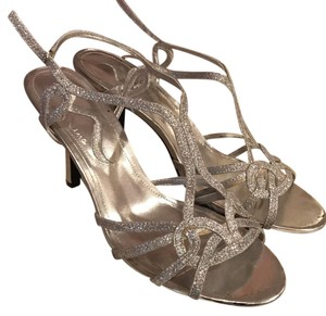 Nina Shoes Silver Formal