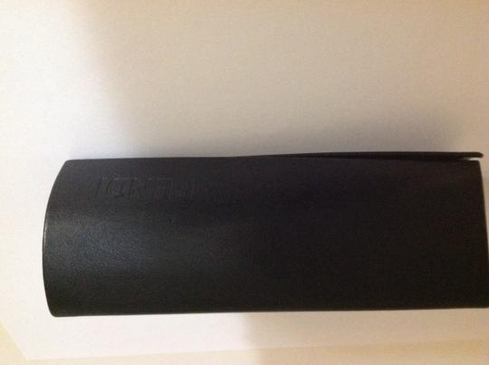 Fendi Fendi eyeglasses case black