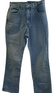 New York & Company & Jeans Denim Relaxed Pants Blue