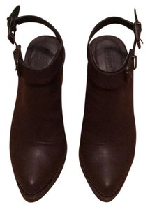 Forever 21 Brown Mules