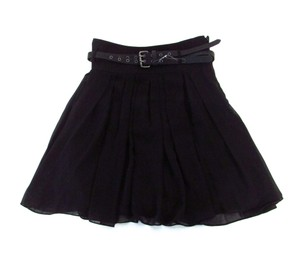 Vince Camuto Mini Skirt Black