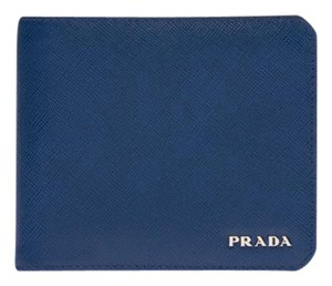 26b6b923212d37 ... where can i buy prada new mens prada wallet in cornflower blue f0ab7  22620
