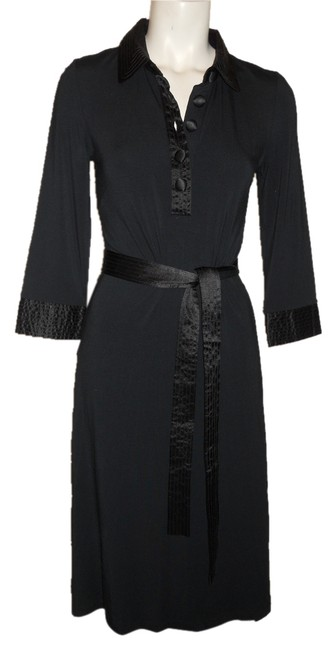 Preload https://item1.tradesy.com/images/boden-black-knit-mid-length-workoffice-dress-size-8-m-2100755-0-0.jpg?width=400&height=650
