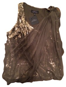 Robert Rodriguez Top Olive/bronze