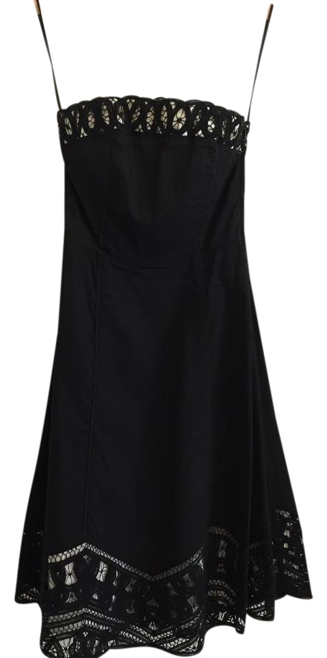 aad8727a14c8a White House | Black Market Whbm Strapless Short Cocktail Dress Size ...