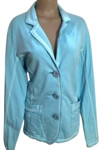 Fresh Produce Aqua Blue Blazer